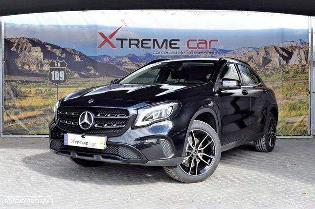 Mercedes-Benz GLA 180 CDI URBAN AUTOMÁTICA