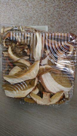 Сухие белые грибы / сухі білі гриби / сушені білі гриби 2020