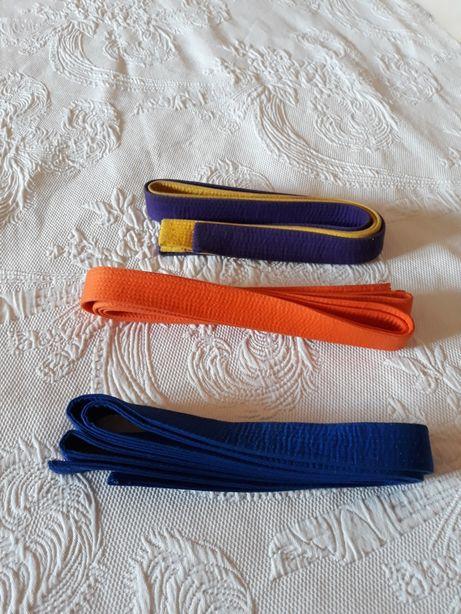 Cinturões para artes marciais