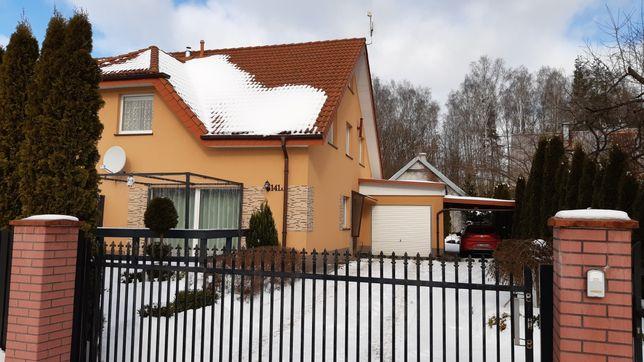 Dom  Kieźliny blisko Olsztyna do zamieszkania bez inwestycji z piwnicą
