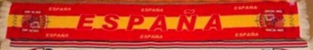 Cachecol Espanha
