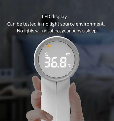 Современный высокоточный бесконтактный термометр Cigii TF21 LEDдисплей