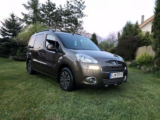 Peugeot Partner Krajowy Bezwypadkowy
