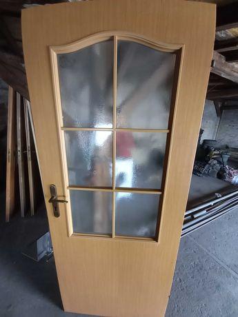 drzwi wewnętrzne 80, 70