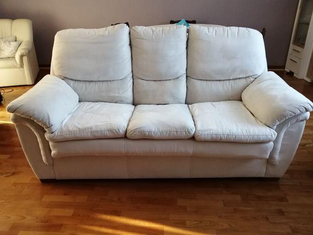 Kanapa(łóżko rozkładane) +2 fotele