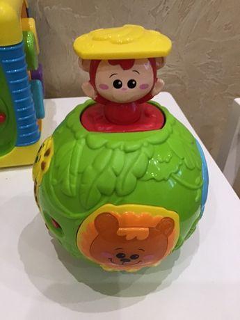 Розвиваюча іграшка мяч