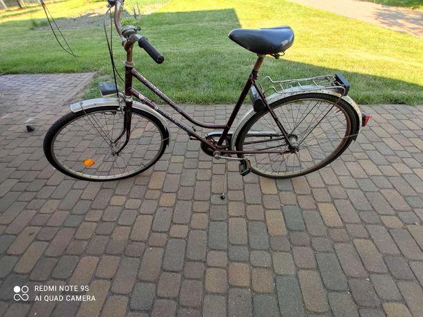 Rower damka 3 biegowa