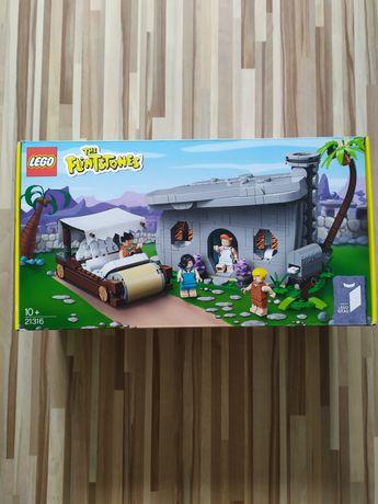 LEGO Flintstones 21316 Ideas Nowe