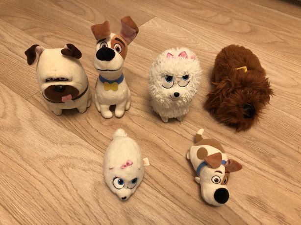 Sekretne Życie Zwierzaków Domowych - pluszaki