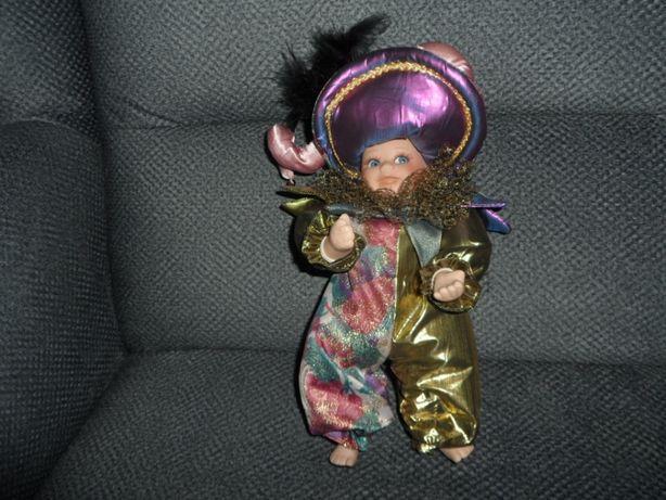 lalka wenecka ceramiczna porcelanowa