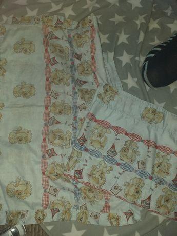 5 kompletów pościeli do łóżeczka + 2 gratis
