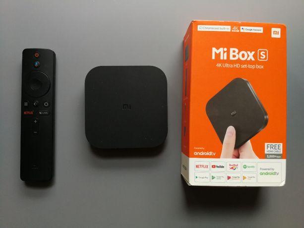Xiaomi Mi Box S 4K Smart TV