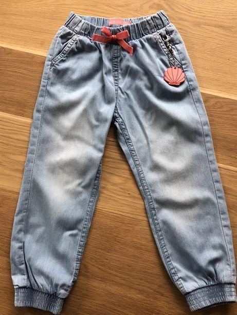 Spodnie jeans 5.10.15 rozm 104
