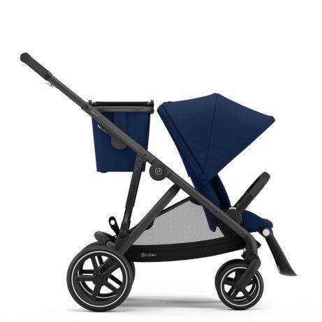 Cybex Gazelle S -wózek spacerowy BĘDZIN czarna rama
