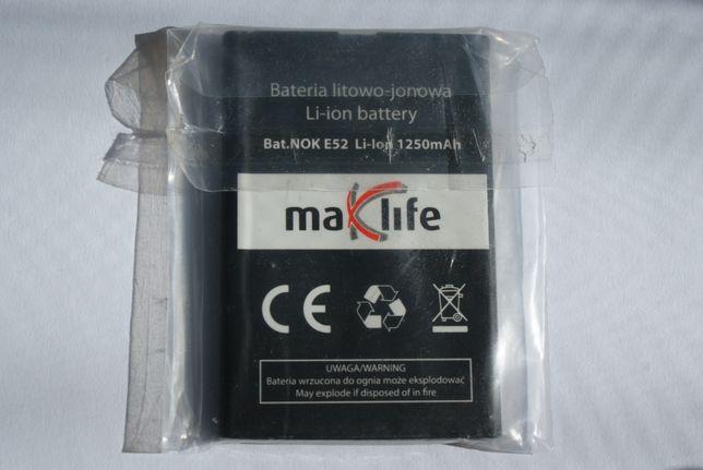 Bateria do Nokii E 52 1250 mAh