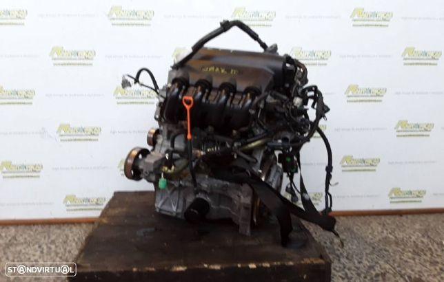 Motor Com Injeção Completa Honda Jazz Ii (Gd_, Ge3, Ge2)