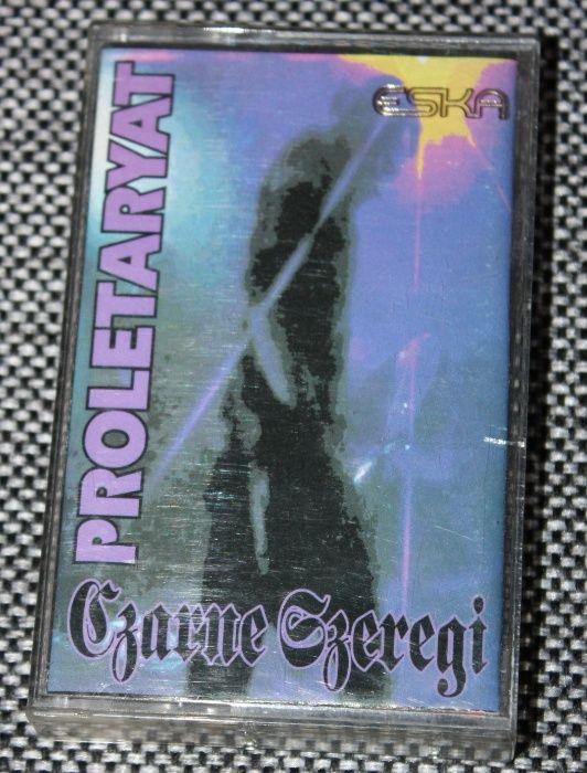 Kaseta magnetofonowa Proletaryat - Czarne Szeregi