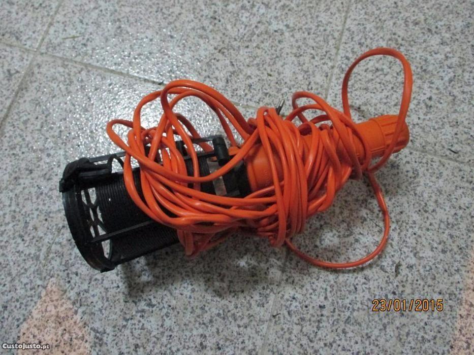 Gambiarra com fio de 9 metros Pinhal Novo - imagem 1