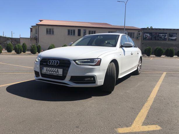 Audi A4 B8 Premium plus S line 2013 Ауди А4 Б8 Премиум плюс