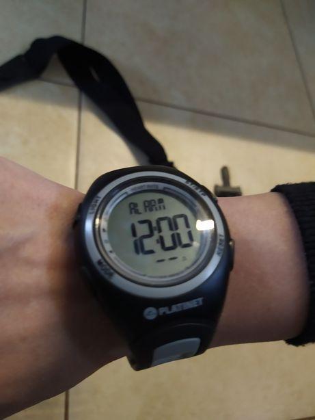 Zegarek Platinet PHR207 z pulsometrem.