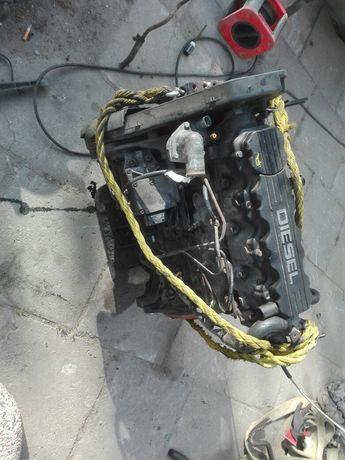 Silnik slupek pompa 1.7 astra g x17dtl