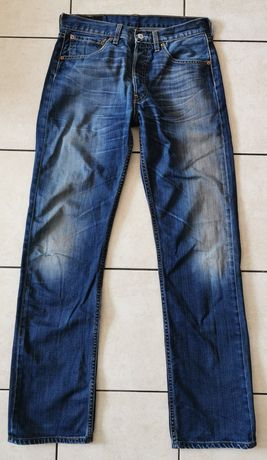 Levi's spodnie jeans Levis 501 W31 L34