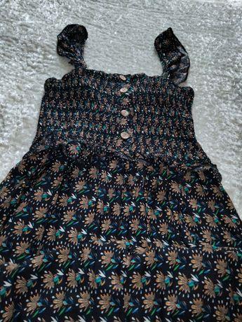 Vestido de Alças Comprido
