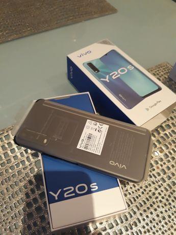 VIVO y20s 128gb 4gb ram android 11 nowy gwarancja okazja