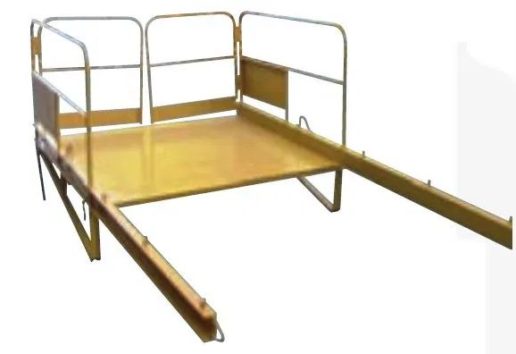 Plataforma Laje Varanda 1 500 kg - Novo