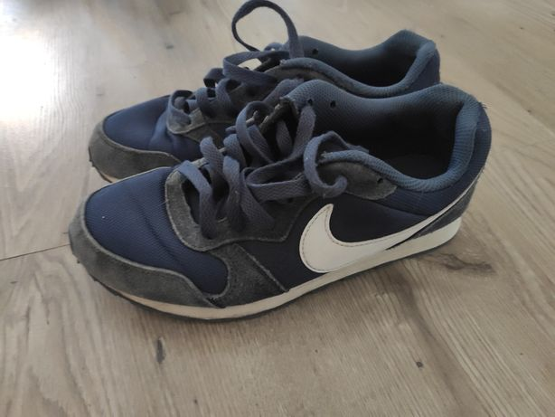 Buty Nike granatowe 36.5