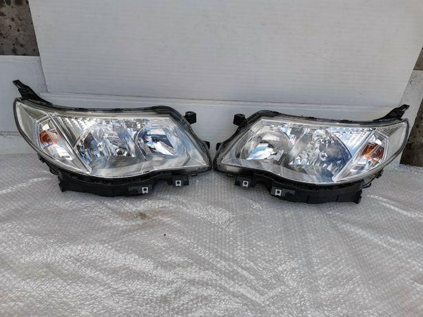 Фара левая правая Subaru Forester 08-12г.в. оригинал отличное сост.