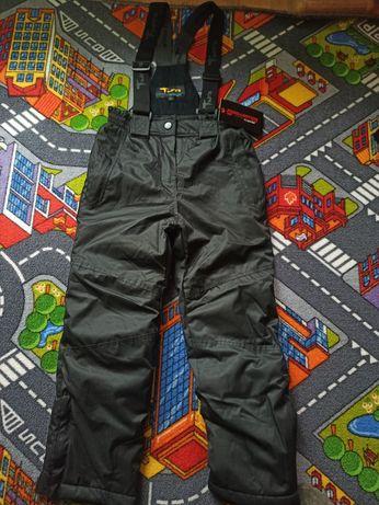 Spodnie zimowe 140