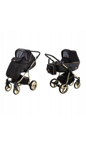 Wózek Adamex Reggio 2w1/3w1 GRATIS nosidełko z adapterami do wózka