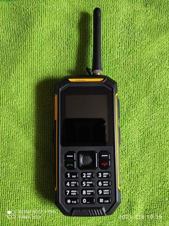 Land Rover Handheld X6 PTT BLack (кнопочный телефон с рацией)