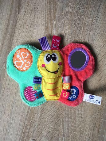 Подвесная игрушка на коляску chicco