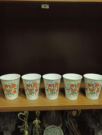 Продам 5 чашек СССР