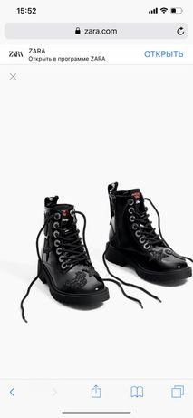 Ботиночки Zara, р.36