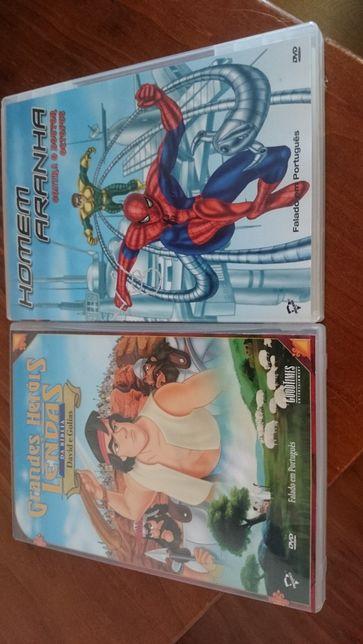 Filmes DVD para crianças