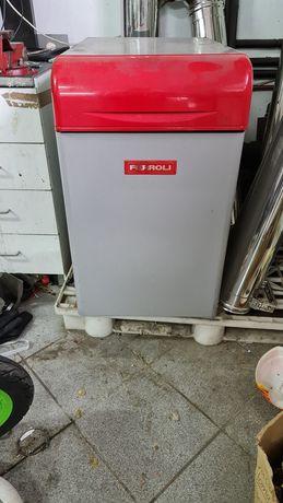 Caldeira aquecimento gasol mais depósito 1000litros