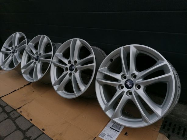 Felgi aluminiowe 5x108 17 7,5J ET55 Ford Mondeo mk5, Kuga, Focus