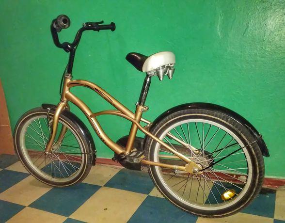 Велосипед підлітковий Б/У
