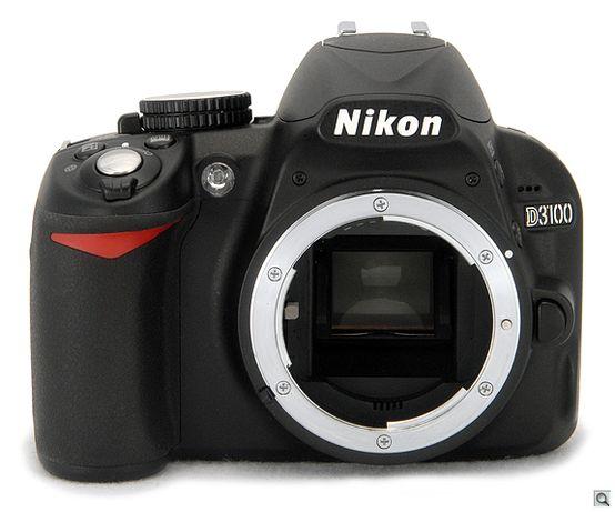 Máquina Fotografica Nikon D3100