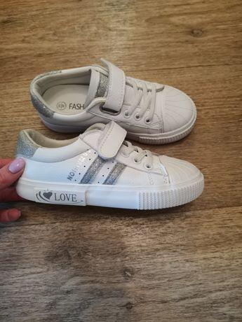 Кеды белые, кроссовки