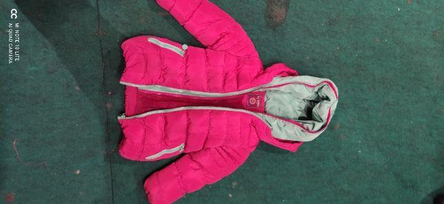 kurta zimowa i spodnie