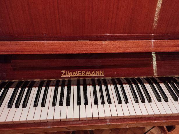 Фортепиано, пианино Zimmermann, цимерман