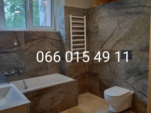 Ремонт ванной комнаты, санузла, квартиры, дома под ключ.