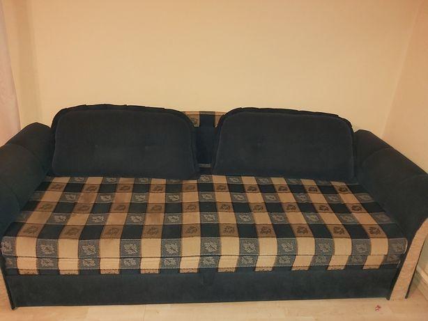 Kanapa +2 fotele, dywan gratis