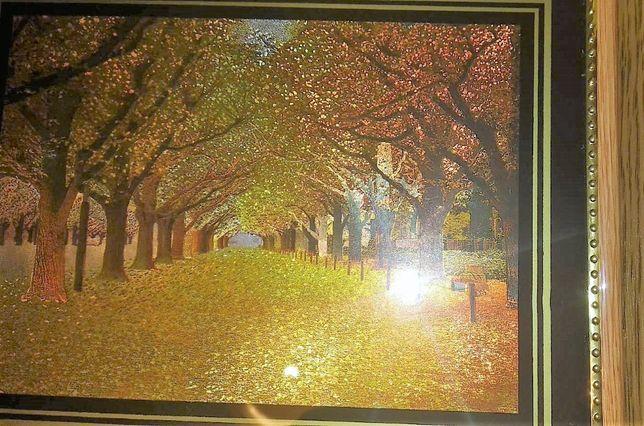 """картина-фото """"Осень"""" или """"Золотая осень"""", любое название, фотокартина"""