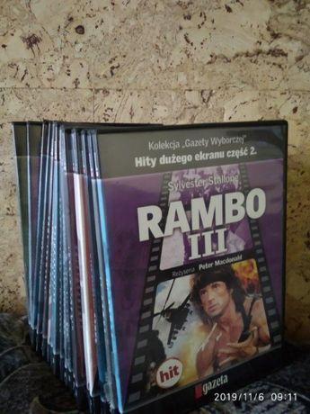 Sprzedam kolekcję DVD-możliwy odbiór osobisty Kościerzyna