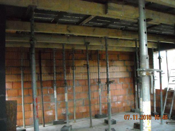 podpory stropowe peri 22KN, steple budowlane 4m z koronami